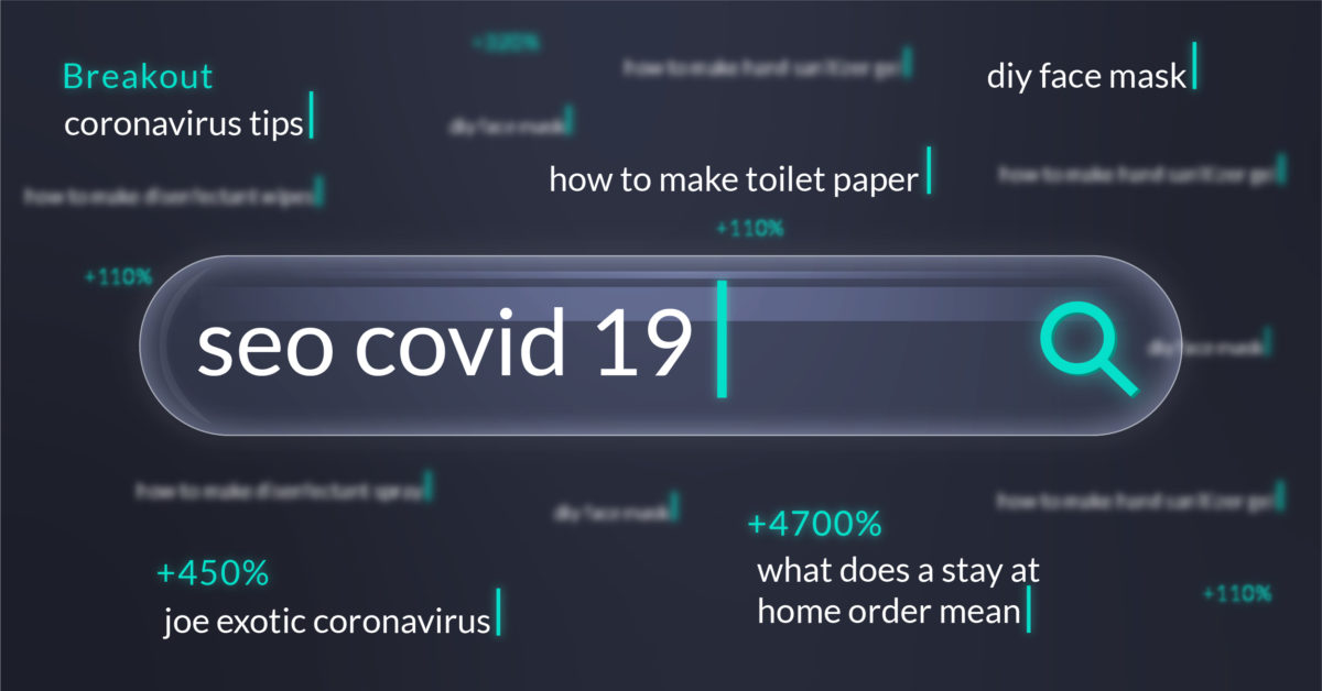 Top 6 SEO Strategies for Small Businesses During Covid-19